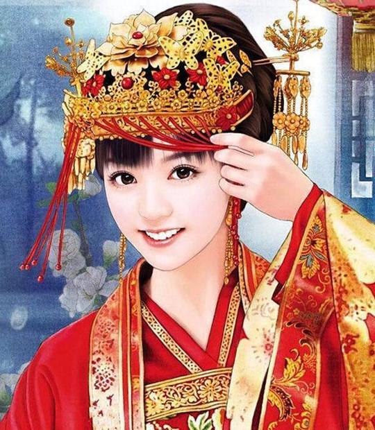 Beautiful-China-bride