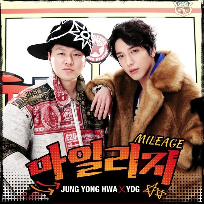 Yonghwa-Mileage
