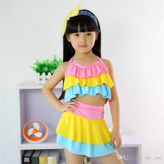 two-piece-swimsuits-baby-swimwear-children