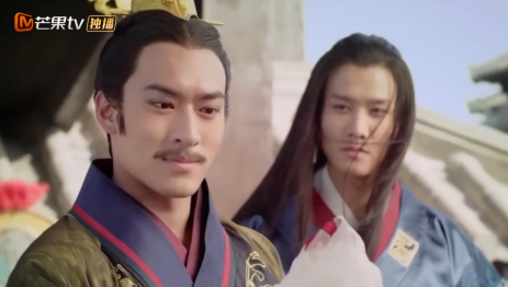The Emperor and Yu Wen Yong when both of them met Yuan Qing Suo