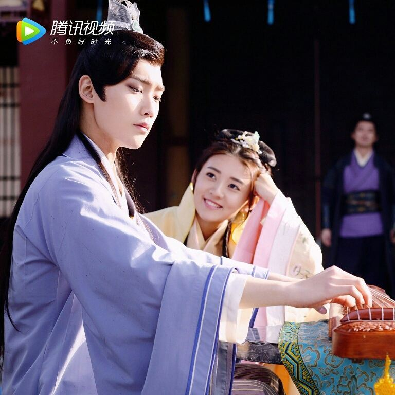 First Impression C-Drama: The Eternal Love (双世宠妃) Ep 1