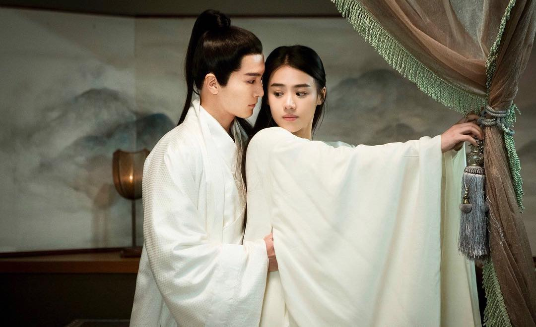 C-drama 1st Impression : Oh My General 将军在上,我在下 – azurro4cielo