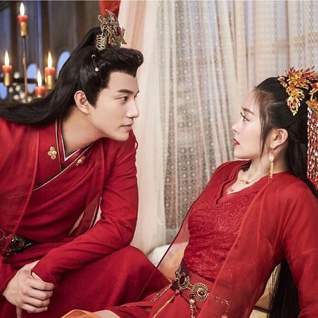 My Impression C-Drama Starring Zhao Lu Si : Oh, My Emperor And